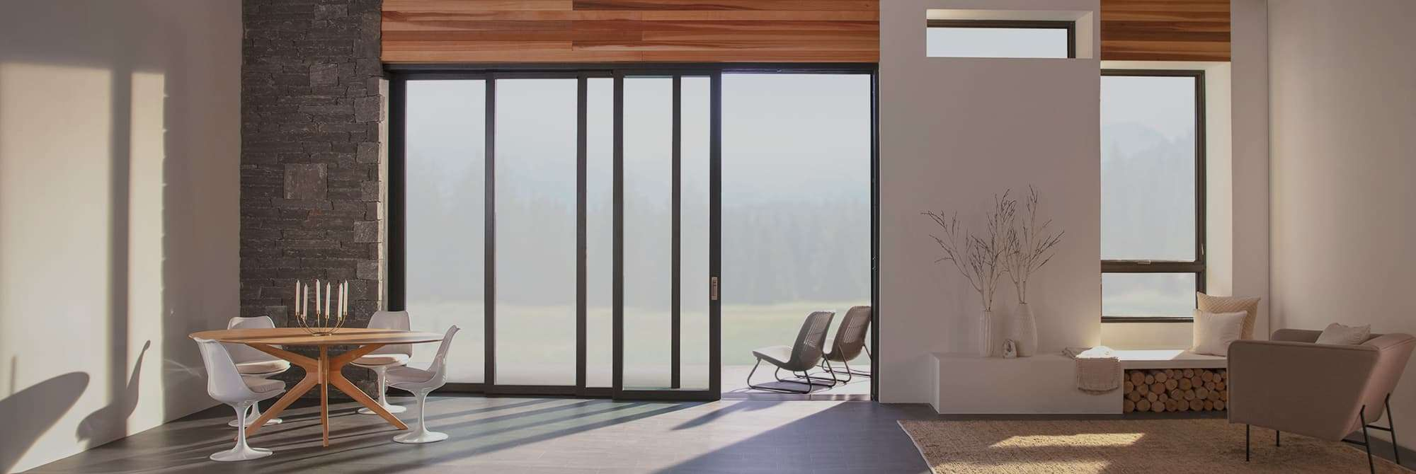Large Sliding Glass Doors: The Design Trend to Consider This Construction Season