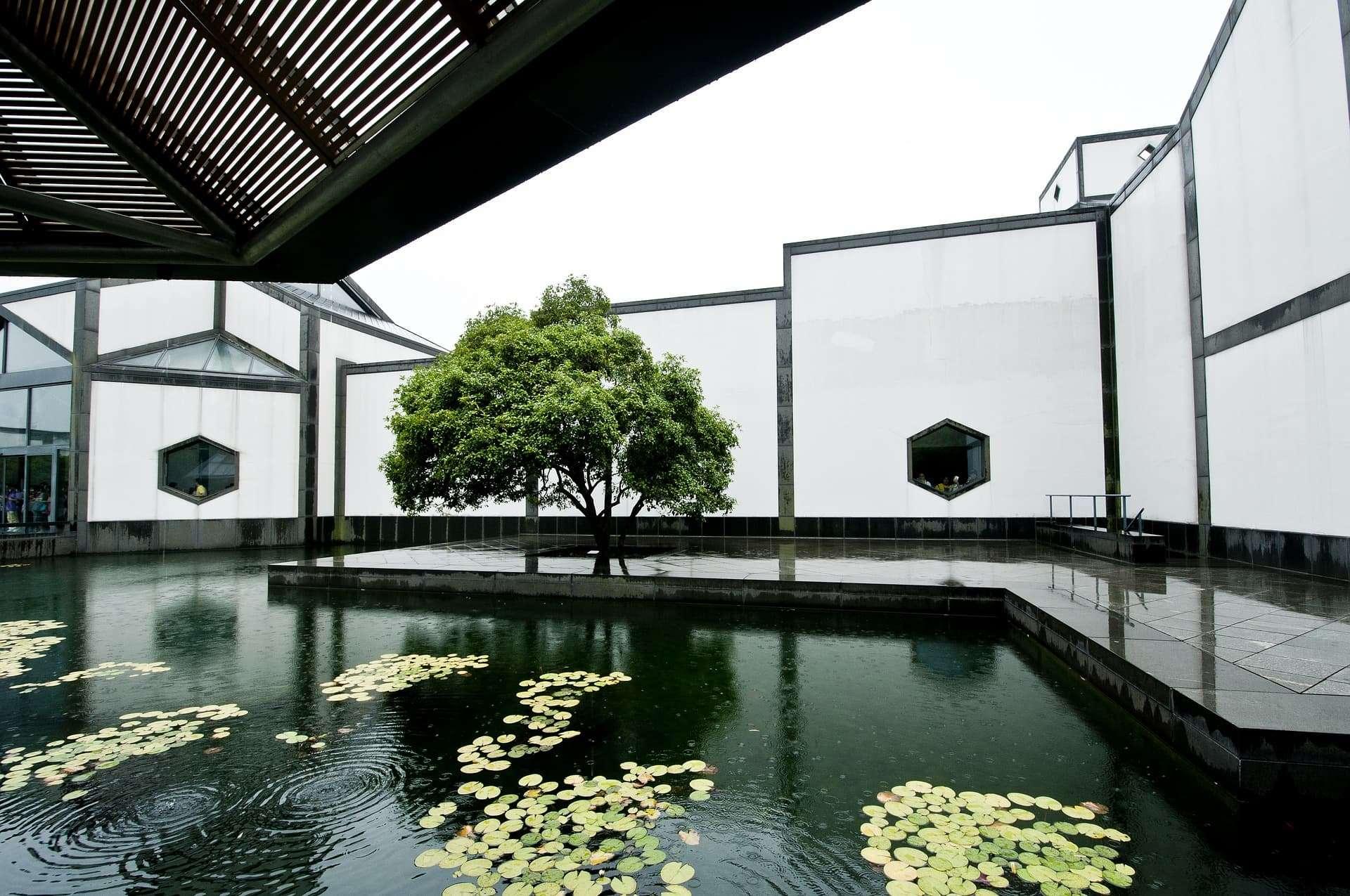 Suzhou Museum, Suzhou, Jiangsu, China