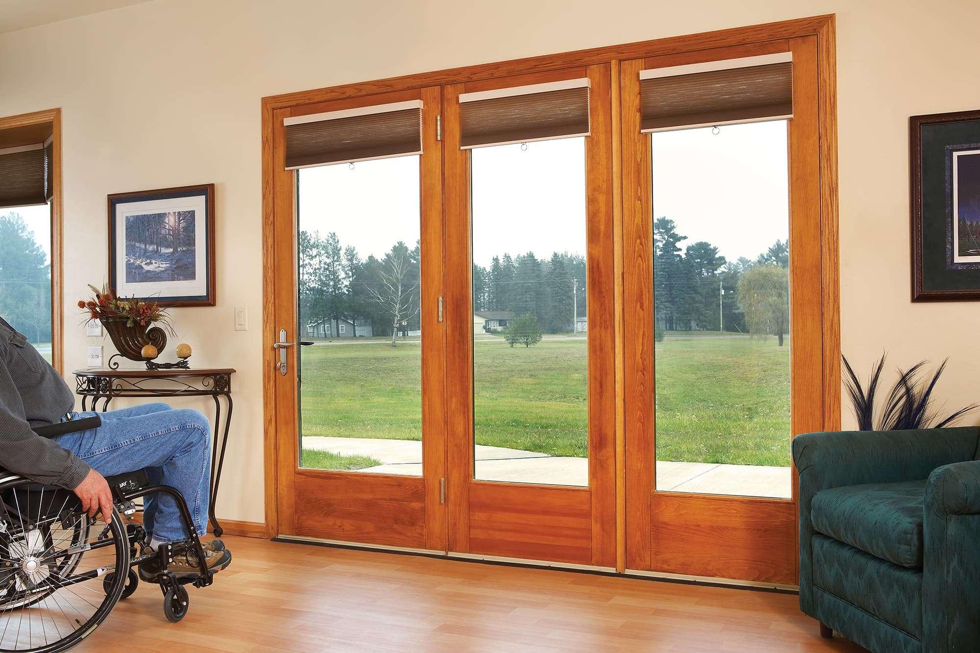 Window, Door and Skylight Considerations for Universal Design