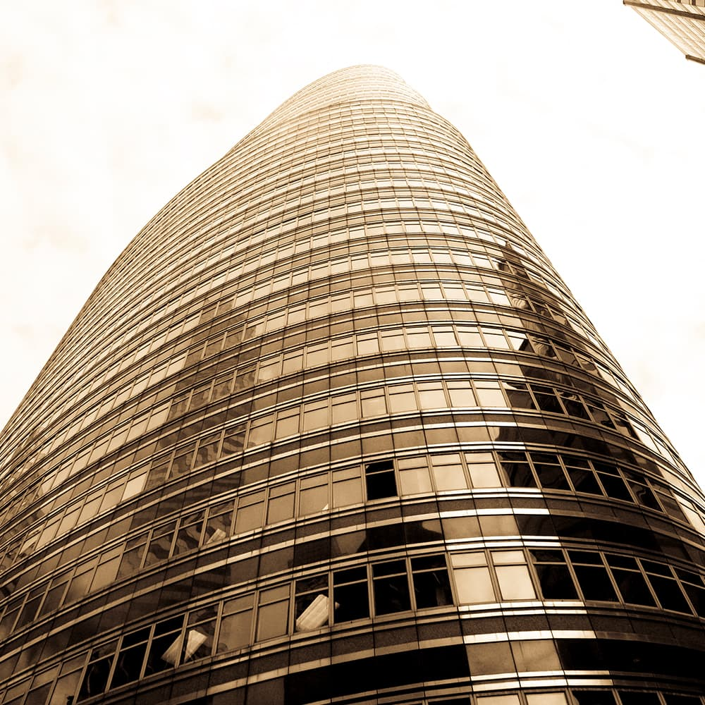 Philip Johnson the lipstick building