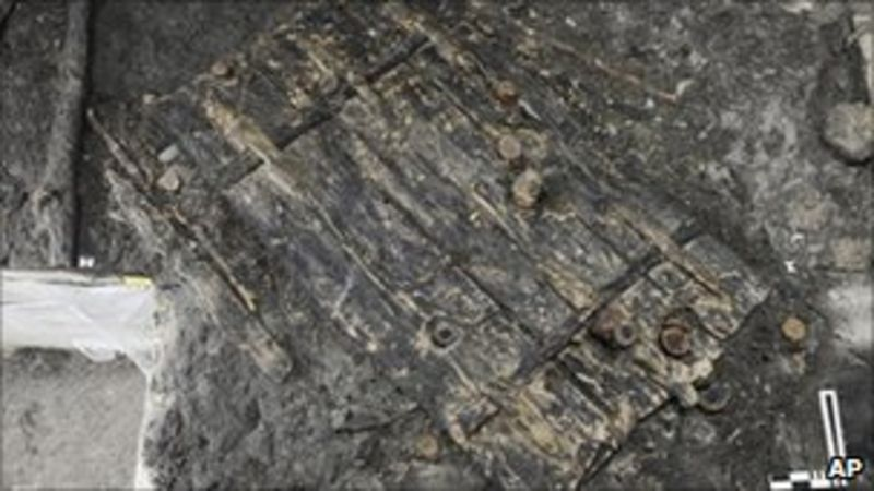 Stone Age door