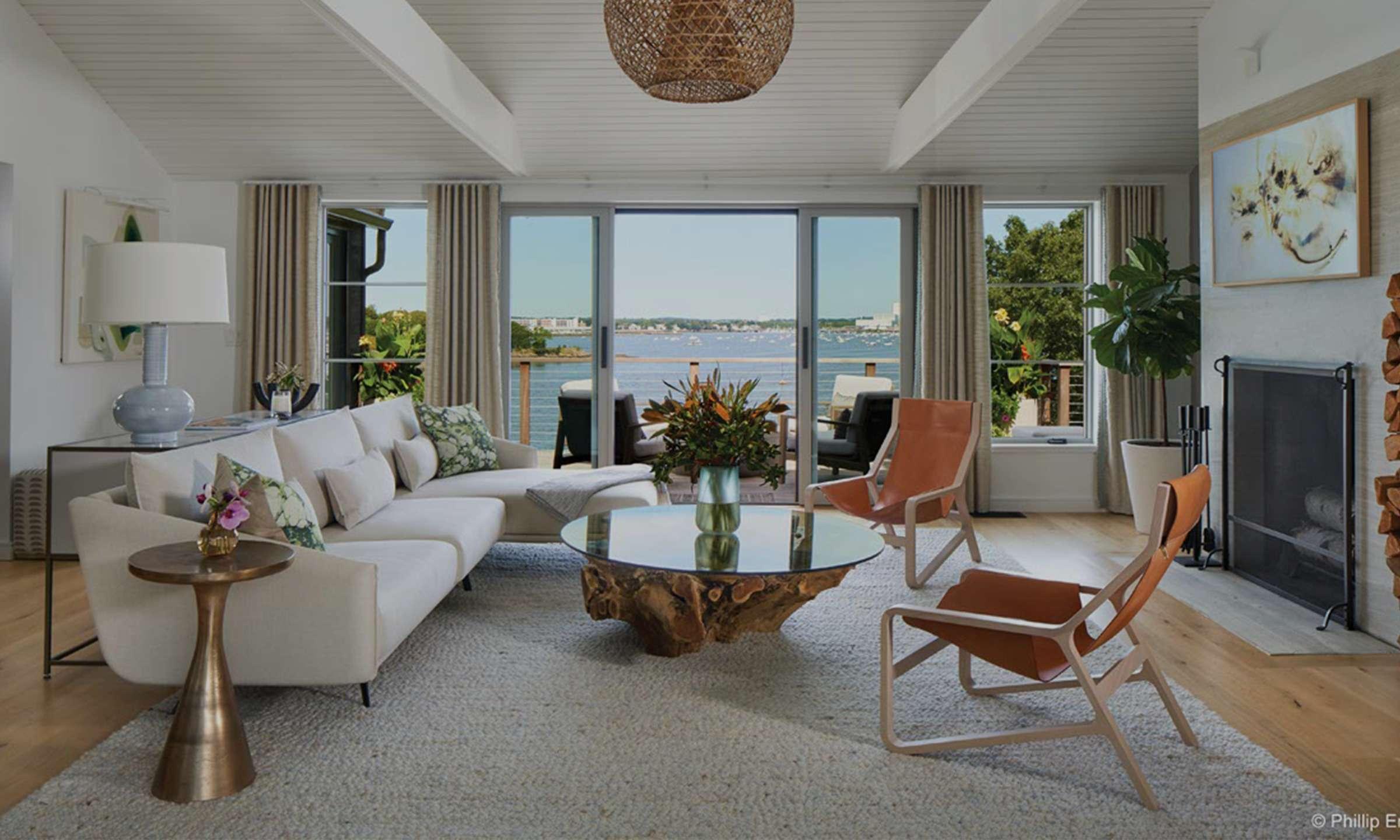 Blending Indoor and Outdoor Spaces